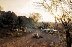 Madikwe Hills Game Lodge Enquire Now         Experience an unforgettable African bush adventure during your stay in the Madikwe Hills Private Game Lodge, nestled in-between the privacy of archaic Tamboti trees.  The team at Madikwe Hills will be sure to makeyourstay a pleasant experiencewhichyouwill definitely remember– whether you want to spend your time on an exciting wildlife