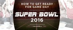 Mor Furniture Blog - How to ready your home for Super Bowl 2016! | Mor Furniture for Less