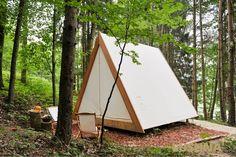 Glamping: la mejor manera de disfrutar una acampada.
