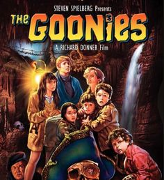 Famous Posters 80S | Popular '80s film The Goonies may be adapted into a musical. The ...