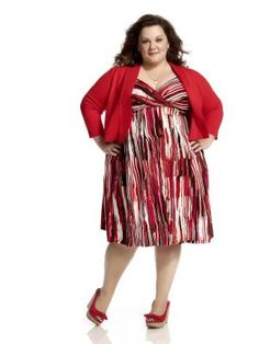 Melissa McCarthy- This is what plus size really looks like. Sexy, confident, smart, beautiful. Love her!