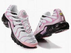 Nike Air Max TN Women's White Black Pink
