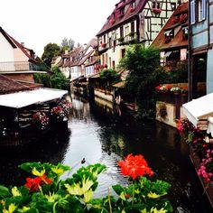 La Petite Venise #Colmar #Alsace