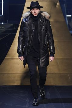 Philipp Plein Fall 2016 Menswear Collection Photos - Vogue