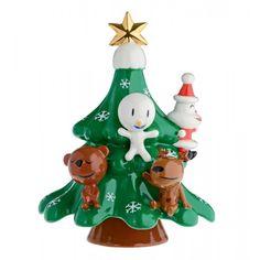 Alessi Xmas Friends Ornament