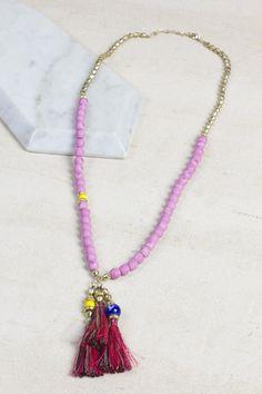 Conocé lo nuevo de este Invierno 17 en Rapsodia.com > Collar New Eugenio