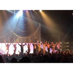 Dream come true! @dancingabc #dwtstour #dwtslivetour