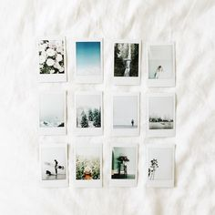 Polaroids are the best souvenirs mandinelson_ Instagram