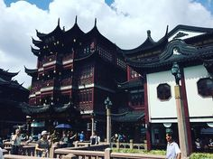 """""""Old Shanghai • • • #trip #travel #traveling #travels #traveller #travellover #travelgram #travelbug #travelblogger #shanghai #china #pond #water #bridge #market #old #historic #city #view #vibes #tourist #pretty #art #summer #sky"""" by @monsieur_beene. #fashionbloggers #bbloggers #fbloggers #blogs #bblogger #beautyblog #beautybloggers #instagramers #roadtrip #여행 #outdoors #ocean #world #hiking #lonelyplanet #instacool #instafollow #like4follow #spamforspam #likeforlikes #spam4spam…"""