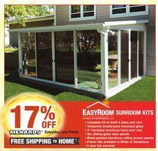 sunroom kit sun room ideas pinterest sunroom kits sunroom and