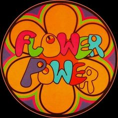 ☮ American Hippie ☮  Flower Power