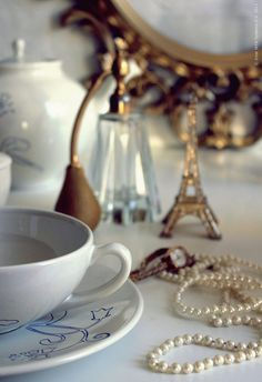 Pearls and Paris