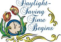 What Is Daylight Saving Time