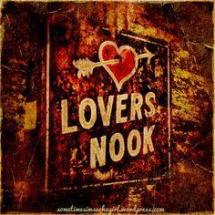 Lovers Nook @ Bushkill Falls, PA #iphoneography, #photography, #love, #heart, #Poconos