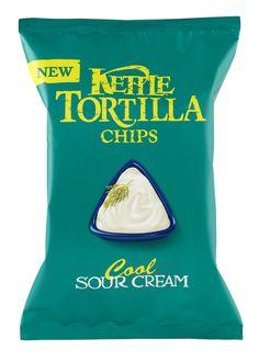 Kettle TortillaChips - The Dieline -
