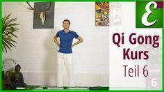 Qi Gong Übungen für Anfänger: Qigong Kurs, komplette Sequenz