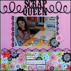 Scrap Queen - Scrapbook.com