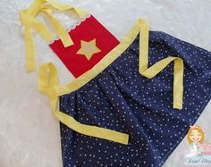 ideas for diy kids apron Sewing Tutorials, Sewing Crafts, Sewing Projects, Sewing Patterns, Dress Up Aprons, Cute Aprons, Sewing For Kids, Diy For Kids, Cool Kids