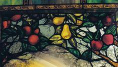 Blackmore window top. The art of Lyn Durham.