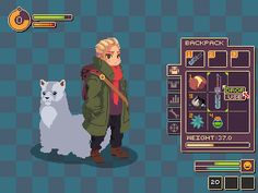 """Mockups, or the """"Please say this is going to be a game"""" thread 2d Game Art, 2d Art, Game Design, Pixel Characters, Pixel Animation, Pixel Art Games, Pixel Design, Character Design Inspiration, Art Tutorials"""