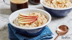 This Swedish Method of Making Oatmeal Is the Best Way, End of Discussion Savory Oatmeal Recipes, Breakfast Recipes, Breakfast Ideas, Breakfast Time, Vegan Breakfast, Breakfast Fruit, Sweet Breakfast, Breakfast Dishes, Brunch Ideas