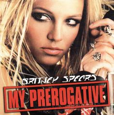 Britney Spears My Prerogative - Sheet Music With Britney On The ...