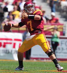 Matt Barkley // USC Trojans