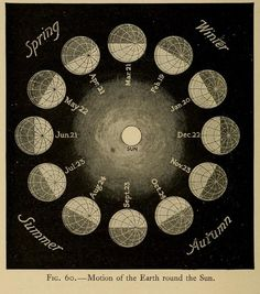 Motion of the Earth round the Sun. 1904