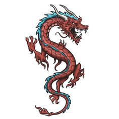 smart looking dragon chinese - Google Search