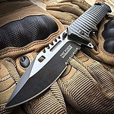 Tac Force Spring Assisted Open Sawback Bowie Tactical Rescue Pocket Knife EDC for sale online Pocket Knife Brands, Best Pocket Knife, Folding Pocket Knife, Folding Knives, Tactical Pocket Knife, Tactical Knives, Tactical Gear, Pocket Knives, Tactical Store