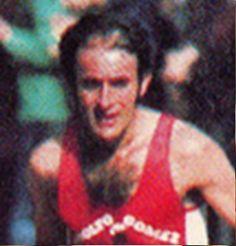 Los Mejores Maratonistas Mexicanos  El # 7 Rodolfo Gomez