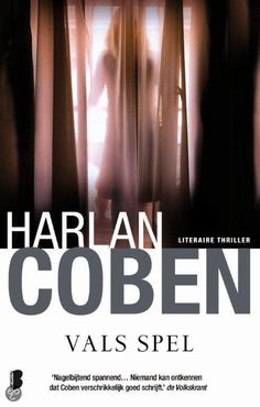 Vals Spel, Harlan Coben   Nederlandse boeken