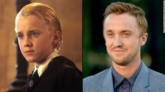 Image result for tom felton then and now