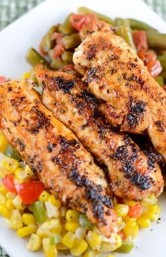 Cajun blackened chicken is a deliciously spicy, healthy, quick and easy dinner that is perfect for Mardi Gras or any weeknight meal.