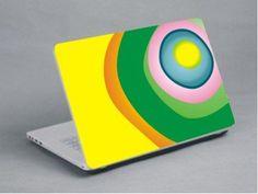 Circles Tech Logos, Laptop Skin, Circles, Chrome