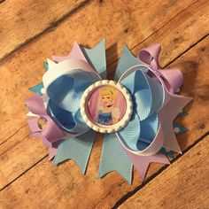 Hair bow hair clip baby girl headband hair accessory #bowtifulblessings
