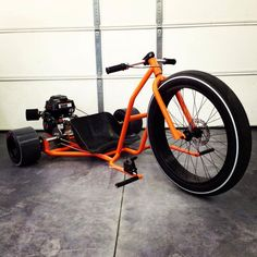 Big Wheel Drift Trike | DudeIWantThat.com