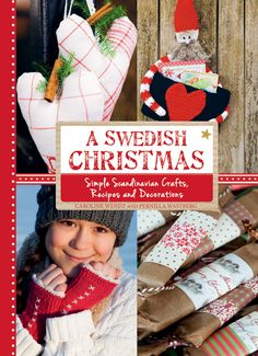 Add a little Scandinavian magic to any Christmas and celebrate the festive season the Swedish way. A wonderful selection of simple crafts, recipes and decorations which great fun to make. Beautifully illustrated throughout with colour photographs from Pernilla Wästberg. A wealth of recipes, decorations and gifts to add a little Scandinavian magic to any Christmas! In this beautiful festive craft book, Caroline Wendt and Pernilla Wästberg present a wealth of recipes, decorations and gifts to…
