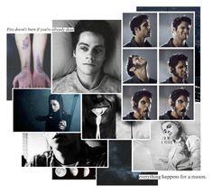 """teen wolf | don't get too close, it's dark inside, it's where my demons hide"" by xhollie-annx ❤ liked on Polyvore featuring art, TeenWolf, StilesStilinski, LydiaMartin, allisonargent and ScottMcCall"