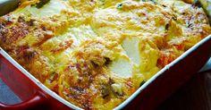 Easy No Noodle Lasagna for Bariatric Eating