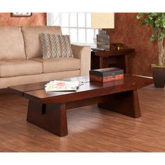Farrington Cocktail/ Coffee Table | Overstock.com Shopping - Great Deals on Upton Home Coffee, Sofa & End Tables
