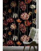 Tulipa | Large Scale Floral Wallpaper Design | Milton & King
