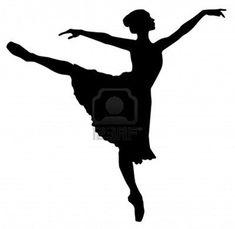 desenho-bailarina Ballerina Silhouette, Silhouette Art, Ballerina Ornaments, Shadow Theatre, Ballet Art, Felt Bows, Dark Photography, Pastel Art, Canvas Crafts