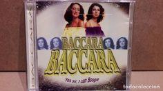 BACCARA. YES SIR, I CAN BOOGIE.. CD / SONOTEC. 16 TEMAS / LUJO - CON FIRMA DESCONOCIDA.
