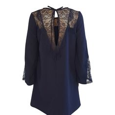 This lace A line dress is one of the most wanted piece for day or night dressing. Dress it up or down, just add a skyscraper heels for a serious statement or dress it down with a pair of flats. Lace A Line Dress, Chf, Skyscraper, Dressing, Pairs, Flats, Night, Blouse, Heels