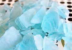 Teal Beach/Sea Glass (30 pcs.). $3.25, via Etsy.