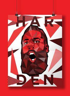 Low Poly NBA Superstars Pop Art