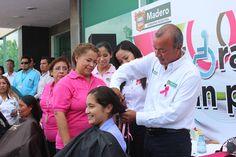 Donación de Cabello en Apoyo a Personas con Cáncer.