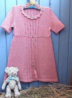 детское платье, платье для девочки, платье из хлопка