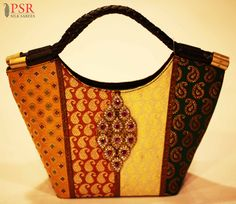 Psr Designer Handbags Designs Are Inspired From India The Colors And Textures Which Goes With Traditional Kanchivarams